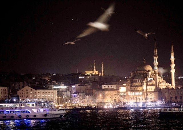 Istanbul – by i forandring