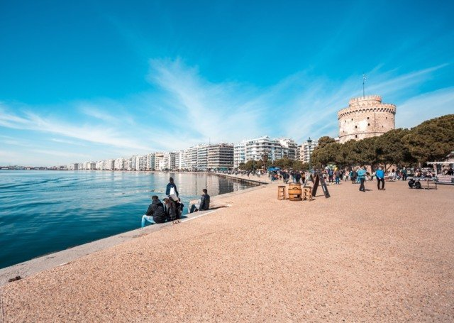 Guide til Thessaloniki, Hellas