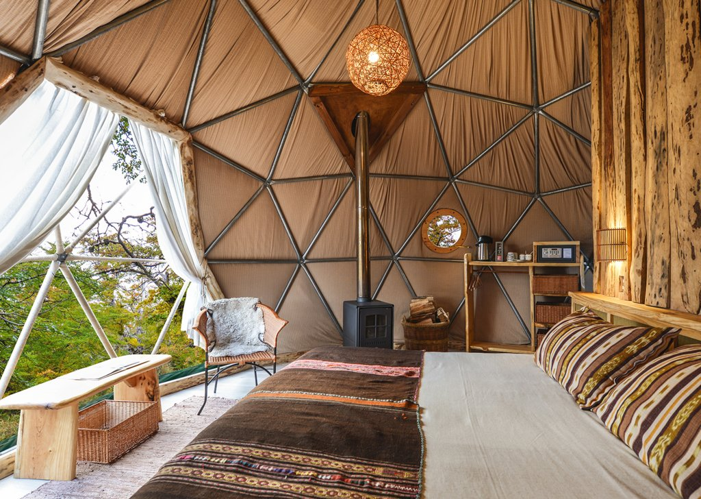 GLAMPING: Camping de luxe