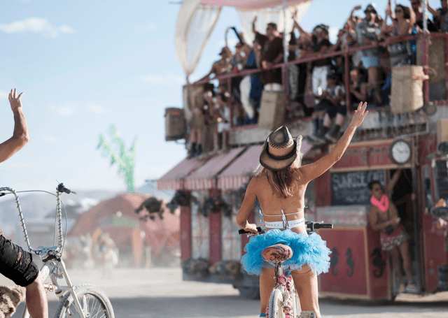 Nevada: Burning Man