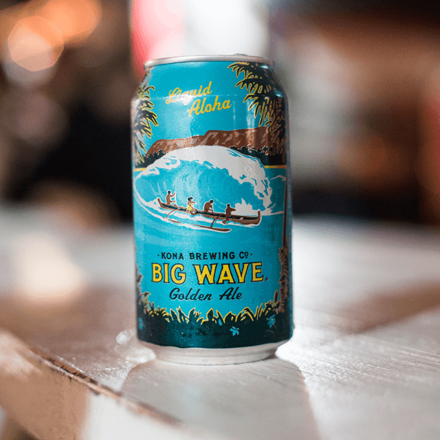 Big Wave – lokalt øl.