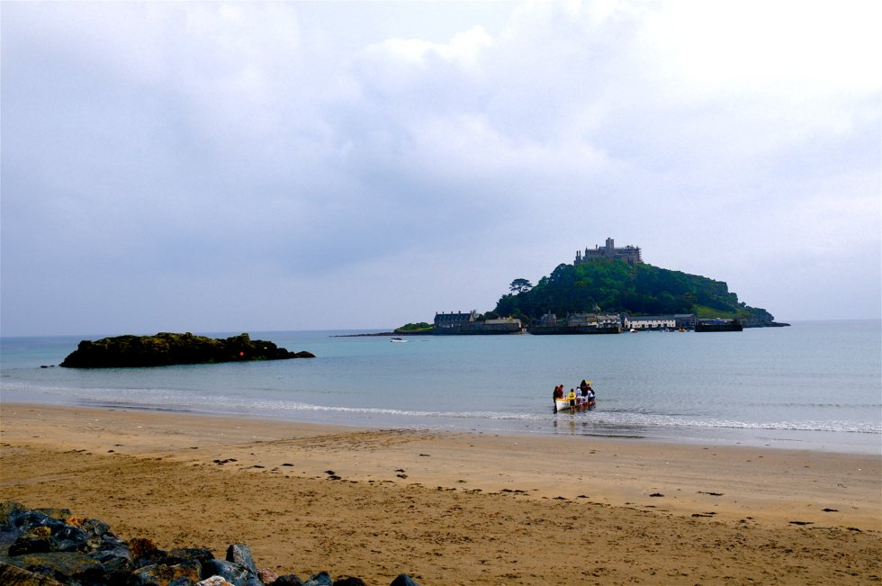 St. Michael's Mount.