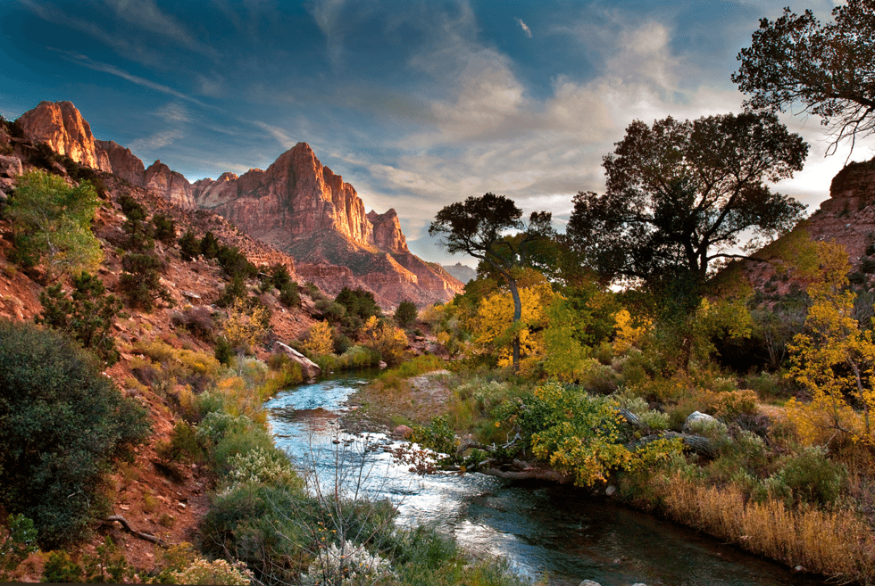 Zion National Park, USA