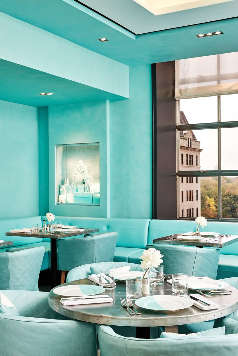 Foto: The Blue Box Cafe Tiffany & Co