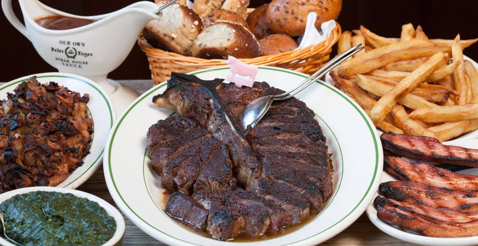 Foto: Peter Luger Steakhouse