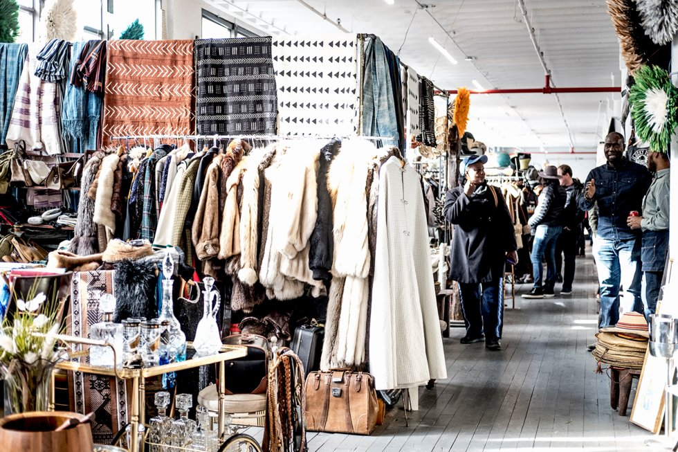 Brooklyn Flea + Smorgasburg